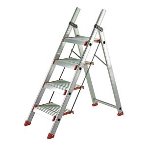 Niske profesionalne aluminijske ljestve (do 1 metra visine)