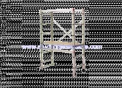 Profesionalna aluminijska skela